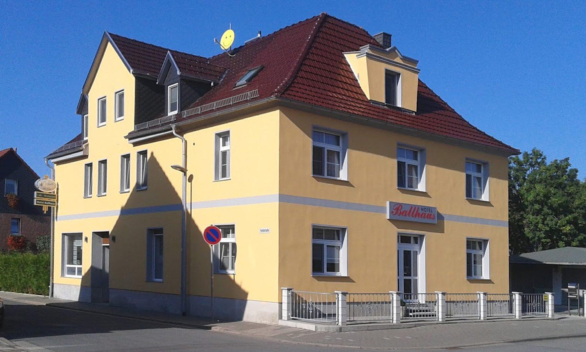 Hotel Ballhaus